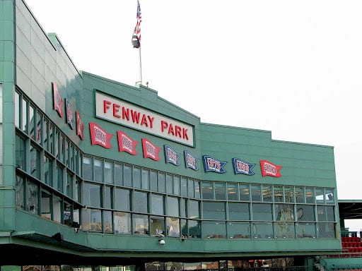Fenway Park Boston MA USA