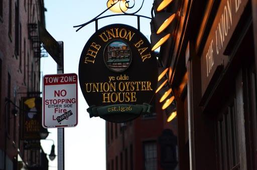 Boston Union Oyster Bar