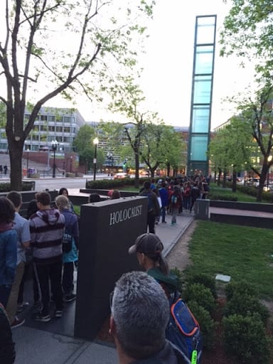 Boston Holocaust Memorial USA